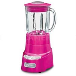 SPB-600MPFR SmartPower Deluxe Die Cast Blender, Pink (Certified Refurbished)
