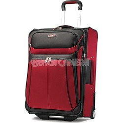 Aspire Sport Upright 25 Inch Expandable Bag - Red/Black