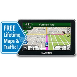 "nuvi 2360LMT 4.3"" Portable GPS Navigator w/ Lifetime Traffic & Map Updates"