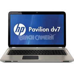 "Pavilion 17.3"" DV7-6165US Entertainment Notebook PC - AMD Quad-Core A8-3500M"