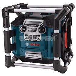 PB360S 14.4V-18V Li-Ion Power Box Radio / Charger