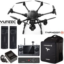 Typhoon H RTF Drone Pro Bundle with Wizard Wand, Extra Battery & Custom Backpack