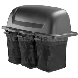 """960730026 3-Bin Soft-Sided Grass Bagger for 54"""" Poulan Pro Riding Mowers"""