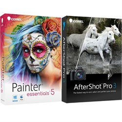 Aftershot Pro 3 & Corel Painter Essentials 5 (51380-DD)