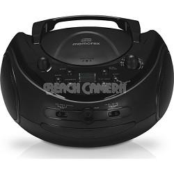 MP3221R Portable CD Boombox with AM FM Radio - REFURBISHED