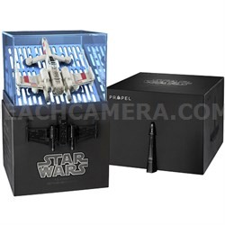 Star Wars Battle Quadcopter Drone - T-65 X-Wing Collector's Edition (SW-1977-CX)