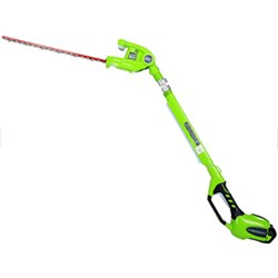 G-MAX 40V 20-inch Cordless Pole Hedge Trimmer - Tool Only (22342)