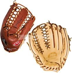 Pro Preferred 12.75 inch 2-Tone Baseball Glove (Left Handed Throw)