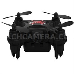 JETJAT Ultra Drone with One Touch Take-Off and Landing in Black - JJ-ULTRA-K