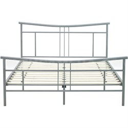 Hanover Chelsea Twin Metal Bed Frame