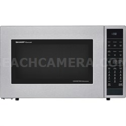 1.5 Cu.Ft. 900W Carousel Countertop Microwave Oven - SMC1585BS