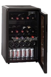 96 Can 12 oz. or 46 Wine Bottles Capacity