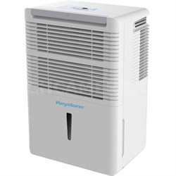 30 Pint Dehumidifier with Electronic Controls