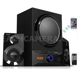 BT-209FB Wireless Bluetooth Speaker System, Powerful Sound & Bass