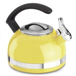 2.0-Quart Kettle with C Handle and Trim Band in Citrus Sunrise - KTEN20CBIS