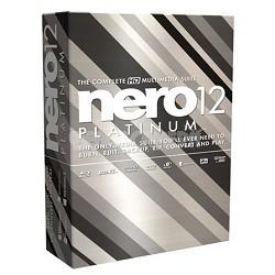 Nero 12 Platinum Entertainment Multimedia Suite