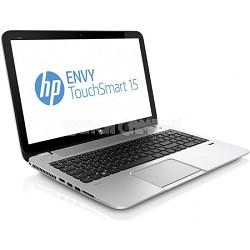 """ENVY TouchSmart 15.6"""" 15-j020us Notebook PC - AMD Elite Quad-Core A8-5550M Proc."""