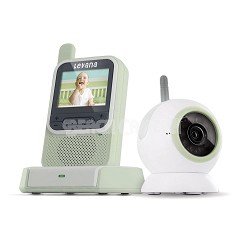 ClearVu Digital Video Baby Monitor Changing Night Light (LV-TW301) - OPEN BOX