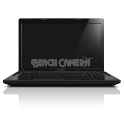 "15.6"" G585 Notebook PC - AMD E2-1800, 1.7 GHz Processor"