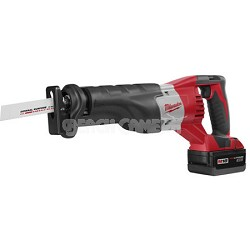 2620-21 Sawzall M18 Cordless LITHIUM-ION Recip Saw Tool Kit with One Battery