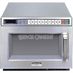 NE-1257R - Commercial Microwave Oven with 60 Programmable Memory Pads