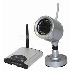 Night Hawk 2.4 Ghz Outdoor Camera With Day/Night