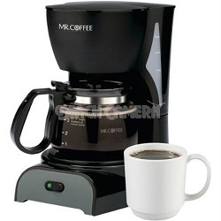 DR5 4-Cup Switch Coffeemaker - Black