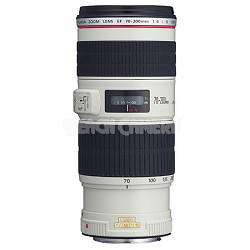 EF 70-200mm f/4L IS USM with Case and Hood USA Warranty