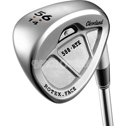 588 RTX CB Satin Chrome Right Hand 50 Degree Wedge (10 Degree Standard Bounce)