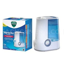 Vicks Warm Mist Humidifier - V750