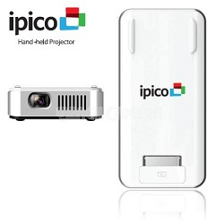 PJ205 iPico Hand-held Projector for iPhone or iPod Touch