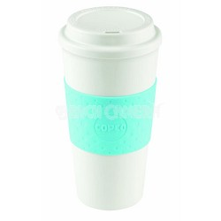 Acadia Travel Mug, 16-Ounce, Azure Blue 2510-9917