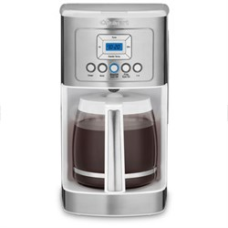 DCC-3200W Perfect Temp 14-Cup Programmable Coffeemaker White