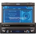 """In-Dash Multimedia Receiver with 7"""" LCD Touch screen"""