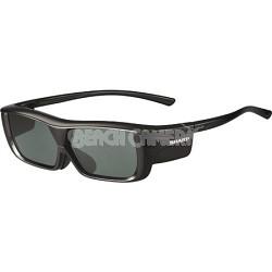 AN3DG20B 3D Glasses - Black
