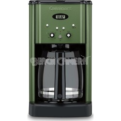 DCC-1200 Brew Central 12-Cup Coffeemaker Metallic Green - Factory Refurbished