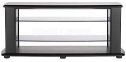 "PFPLb01 - Platinum 4-shelf A/V Stand for flat panel TVs up to 50""  (Black)"