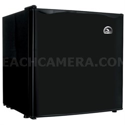 1.6 Cubic ft. Compact Mini Bar Office Dorm Refrigerator Freezer Black (OPEN BOX)