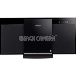SC-HC27 Compact Stereo System with Dock