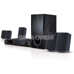 BH5140S 3D Capable 500W 5.1ch Blu-ray Disc Home Theater System