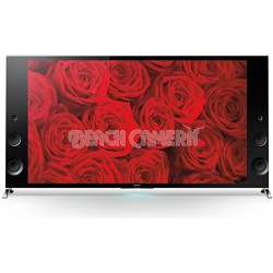 XBR79X900B - 79-inch 120Hz 3D LED X900B Premium 4K Ultra HD TV