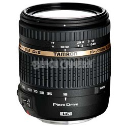 18-270mm f/3.5-6.3 Di II VC PZD Aspherical Canon DSLR - OPEN BOX