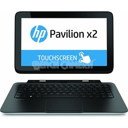 "Pavilion 13.3"" 13-p120nr X2 Notebook PC - AMD Elite Quad-Core A6-1450 Proc."
