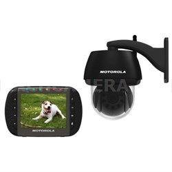 Scout1100 Wireless Pan/Tilt/Zoom Video Pet Monitor w/ Night Vision - OPEN BOX