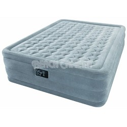 Ultra Plush Elevated Airbed Kit, Queen