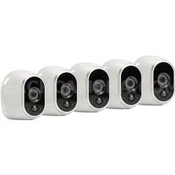 Arlo Smart Home 5 HD Cameras