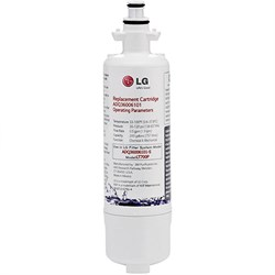 6 month / 200 Gallon Capacity Replacement Refrigerator Water Filter - LT700P