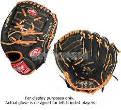 Heart of the Hide 11.75 inch Dual Core Baseball Glove (Left Handed Throw)