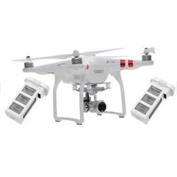 Phantom 3 Standard Quadcopter Drone 2.7K Camera & Extra Battery