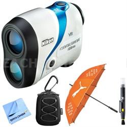 16206 COOLSHOT 80 VR Golf Laser Rangefinder with Accessories Bundle